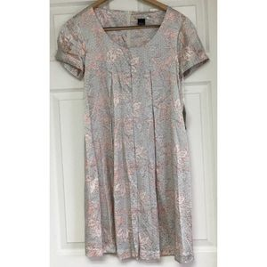 Mac & Jac Anthropologie Silk Dress 6 New with Tags